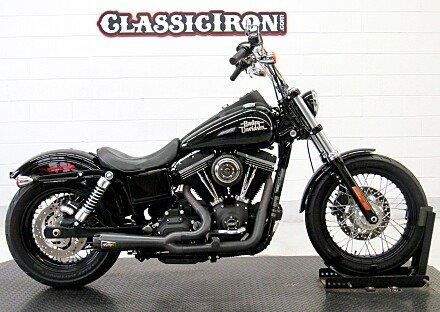 2016 Harley-Davidson Dyna for sale 200651659