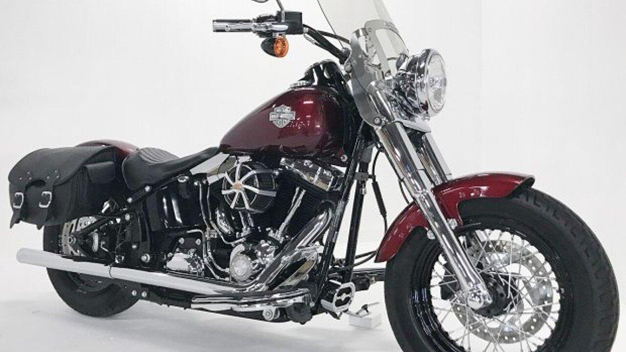 2016 Harley-Davidson Softail for sale 200479183