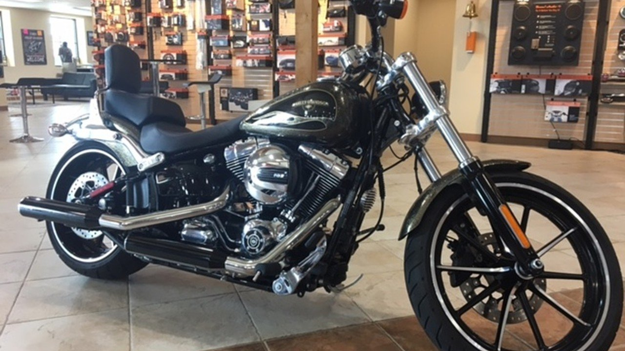 2016 Harley-Davidson Softail for sale 200485989