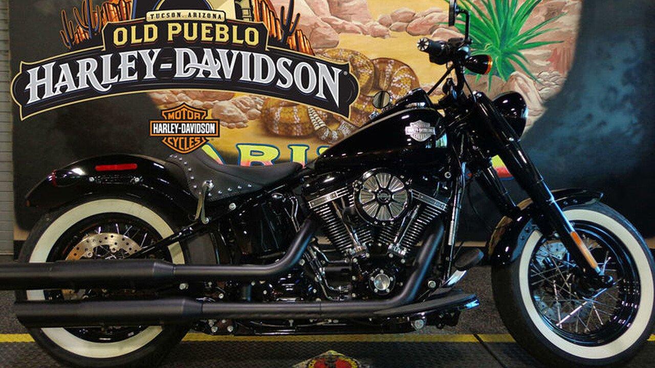 2016 Harley-Davidson Softail for sale 200497894