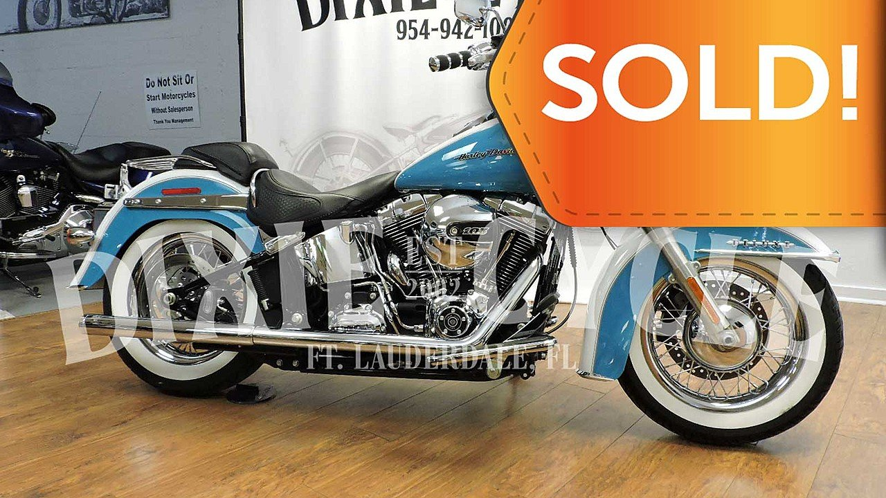 2016 Harley-Davidson Softail for sale 200523109