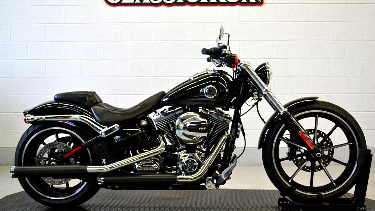2016 Harley-Davidson Softail for sale 200558989
