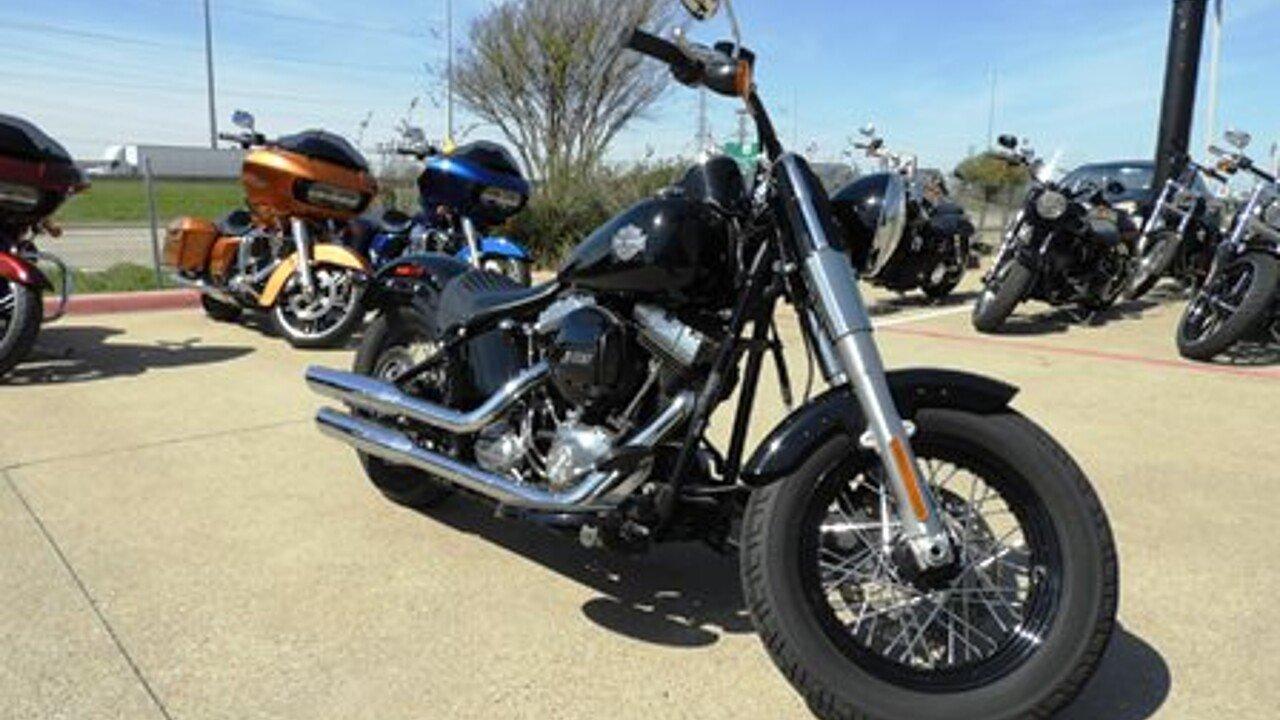 2016 Harley-Davidson Softail for sale 200586540
