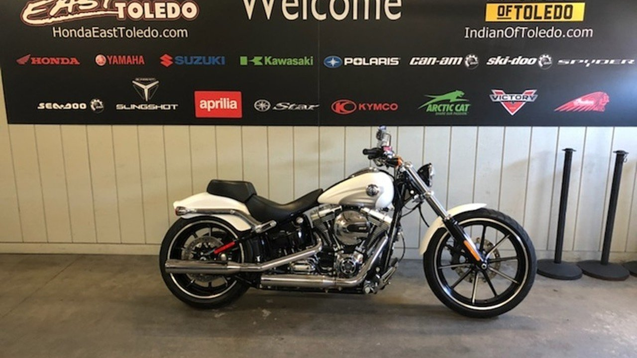 2016 Harley-Davidson Softail for sale 200595687