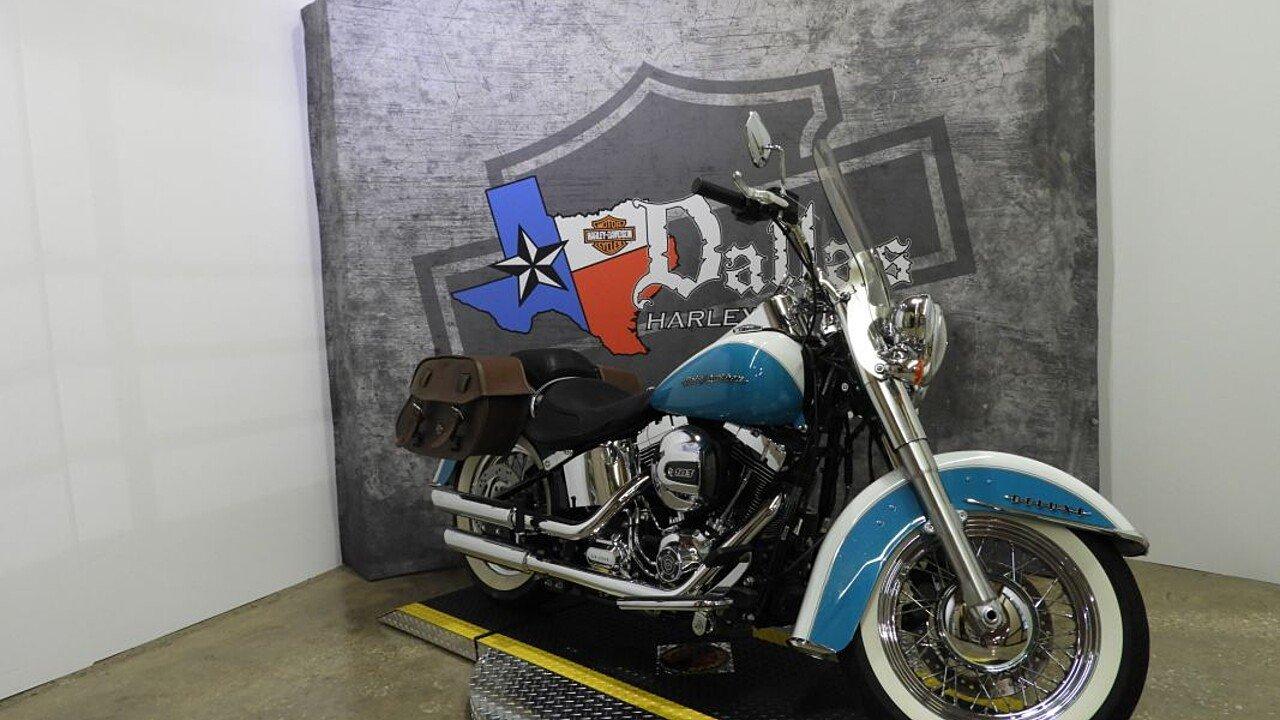 2016 Harley-Davidson Softail for sale 200621992