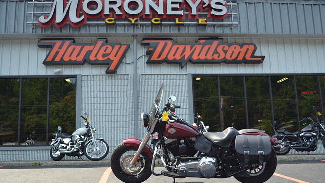 2016 Harley-Davidson Softail for sale 200643475