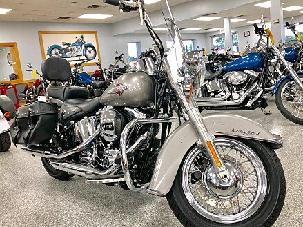 2016 Harley-Davidson Softail for sale 200605258