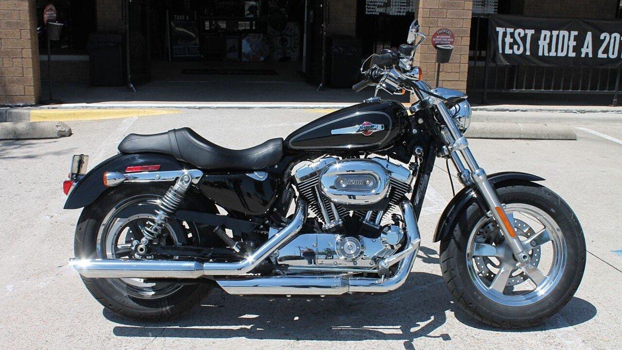 2016 Harley-Davidson Sportster for sale 200579849