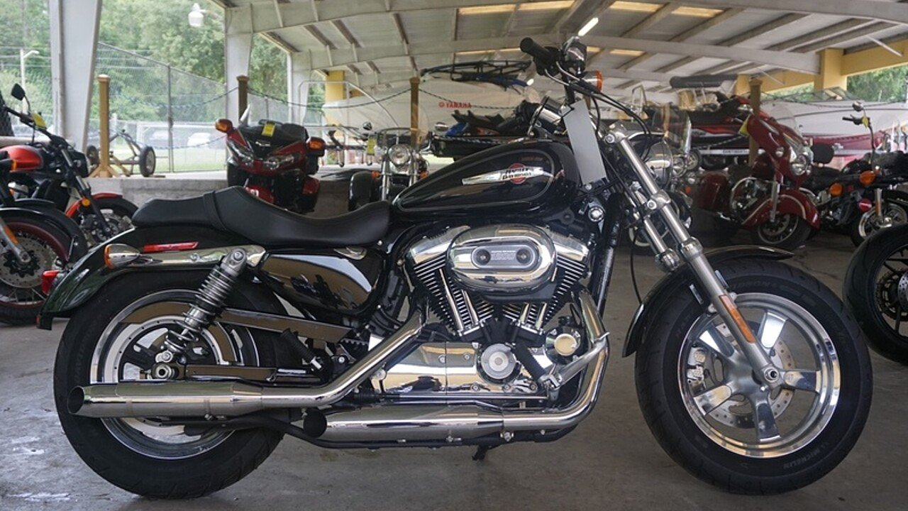 2016 Harley-Davidson Sportster for sale 200594017