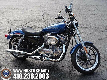 2016 Harley-Davidson Sportster for sale 200606043