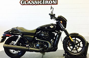 2016 Harley-Davidson Street 500 for sale 200563728
