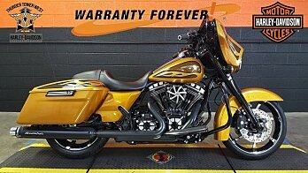 2016 Harley-Davidson Touring for sale 200425438
