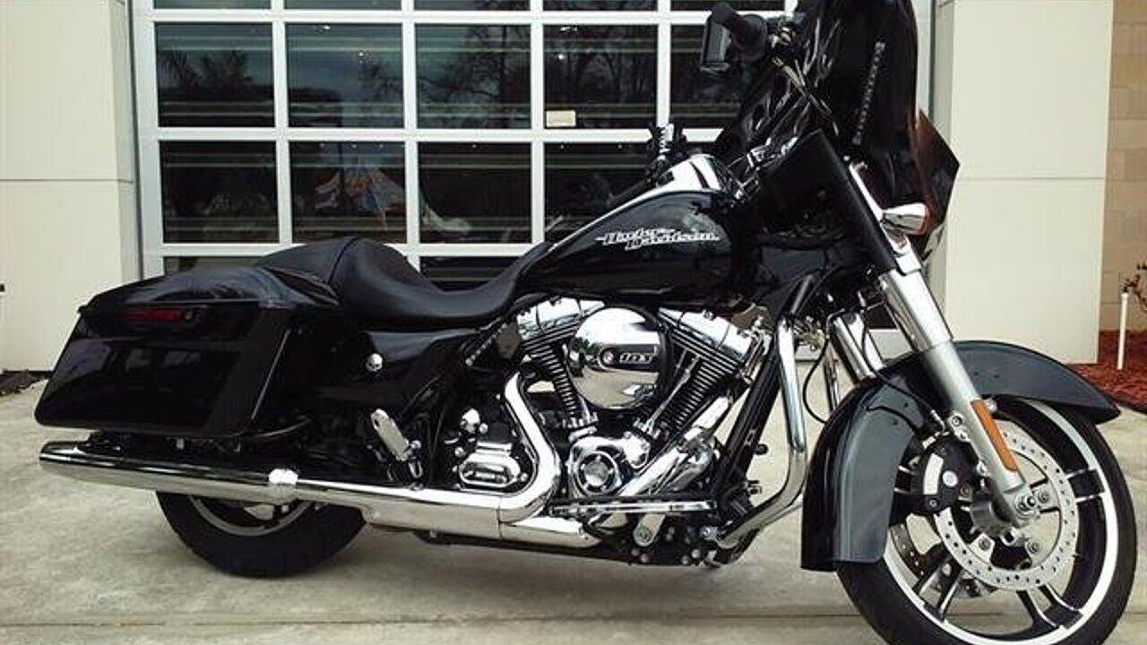 2016 Harley-Davidson Touring for sale 200440401