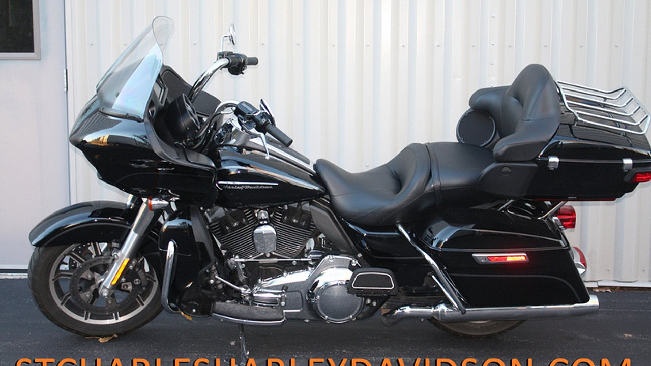 2016 Harley-Davidson Touring for sale 200445125