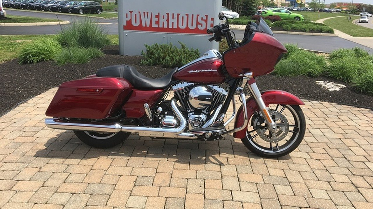 2016 Harley-Davidson Touring for sale 200460906
