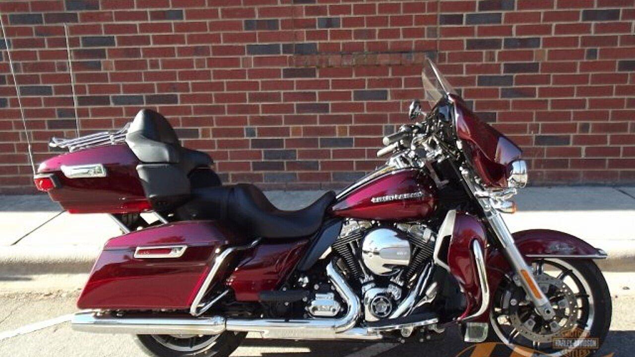2016 Harley-Davidson Touring for sale 200475998