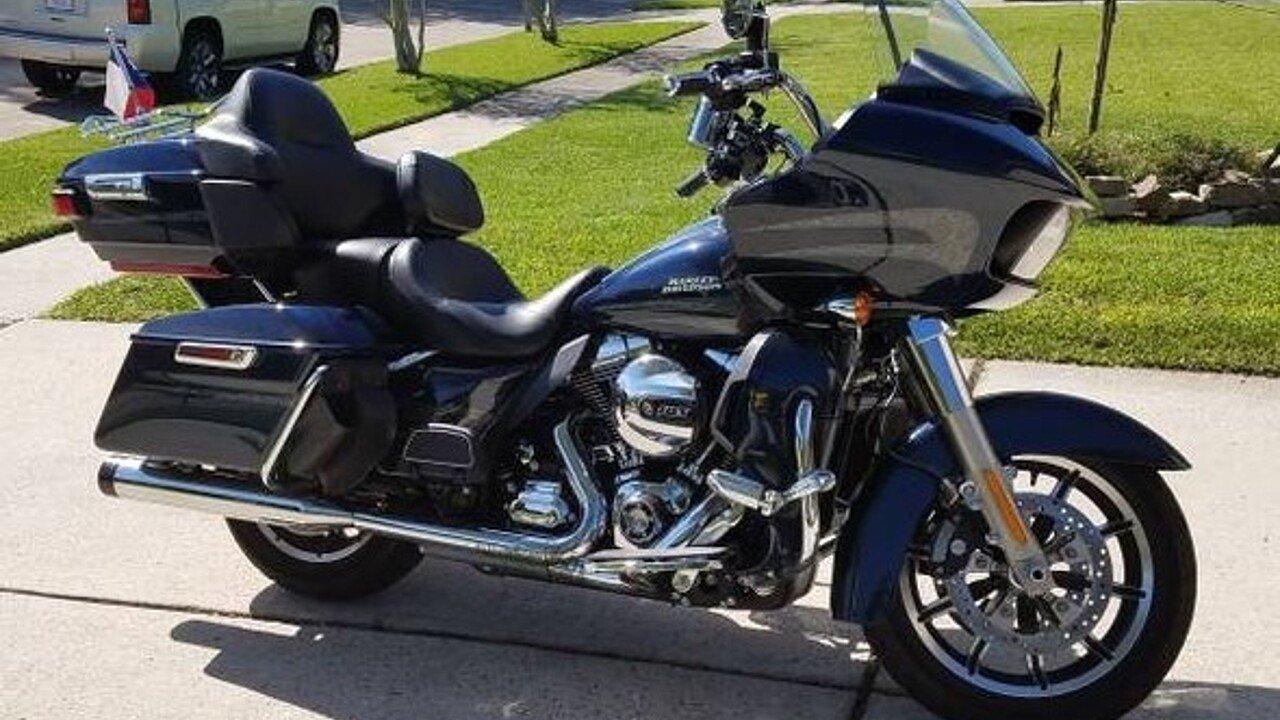 2016 Harley-Davidson Touring for sale 200480654