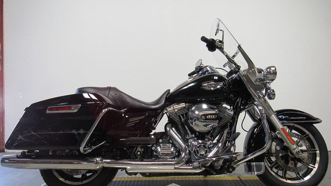 2016 Harley-Davidson Touring for sale 200492240