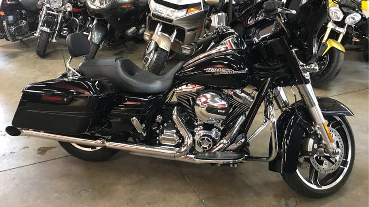 2016 Harley-Davidson Touring for sale 200501848