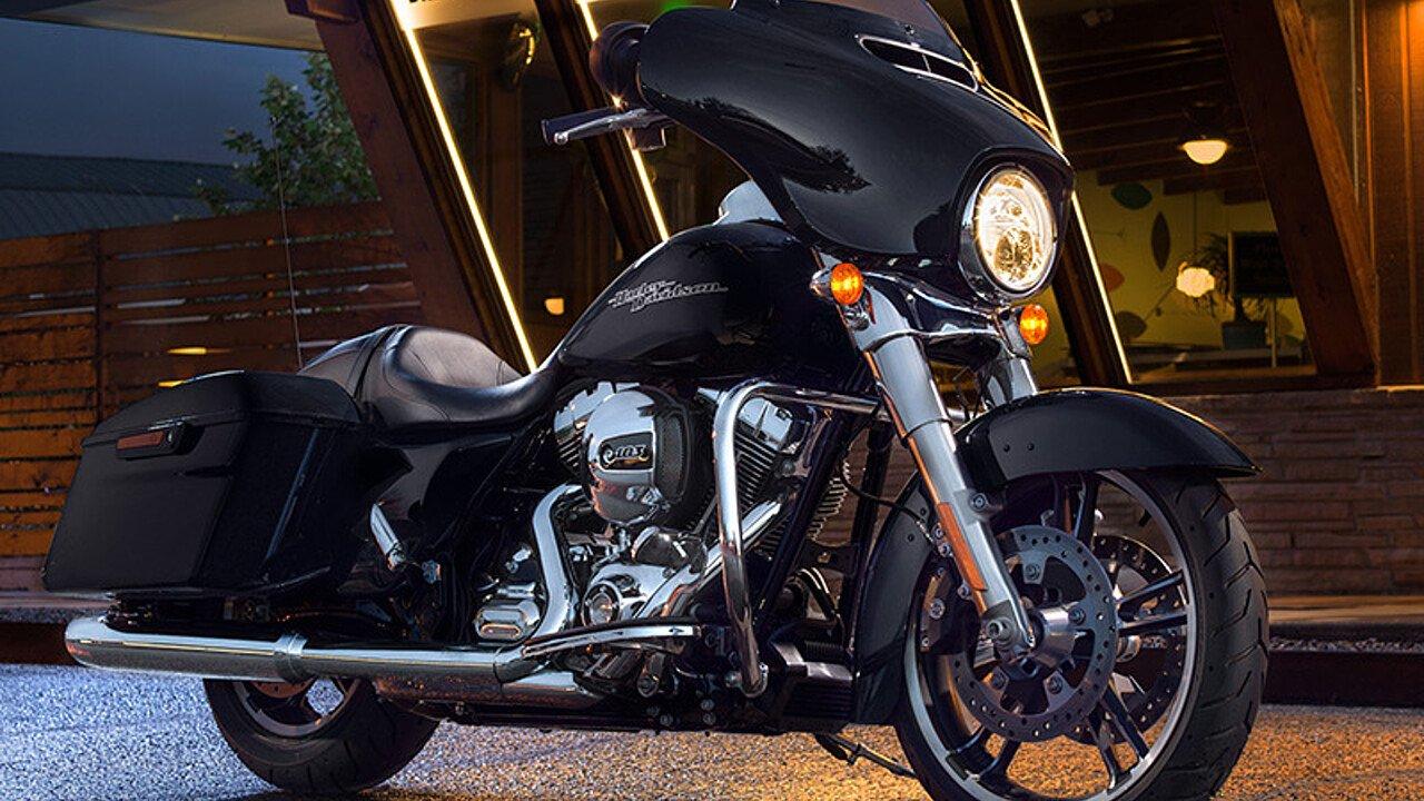 2016 Harley-Davidson Touring for sale 200503884