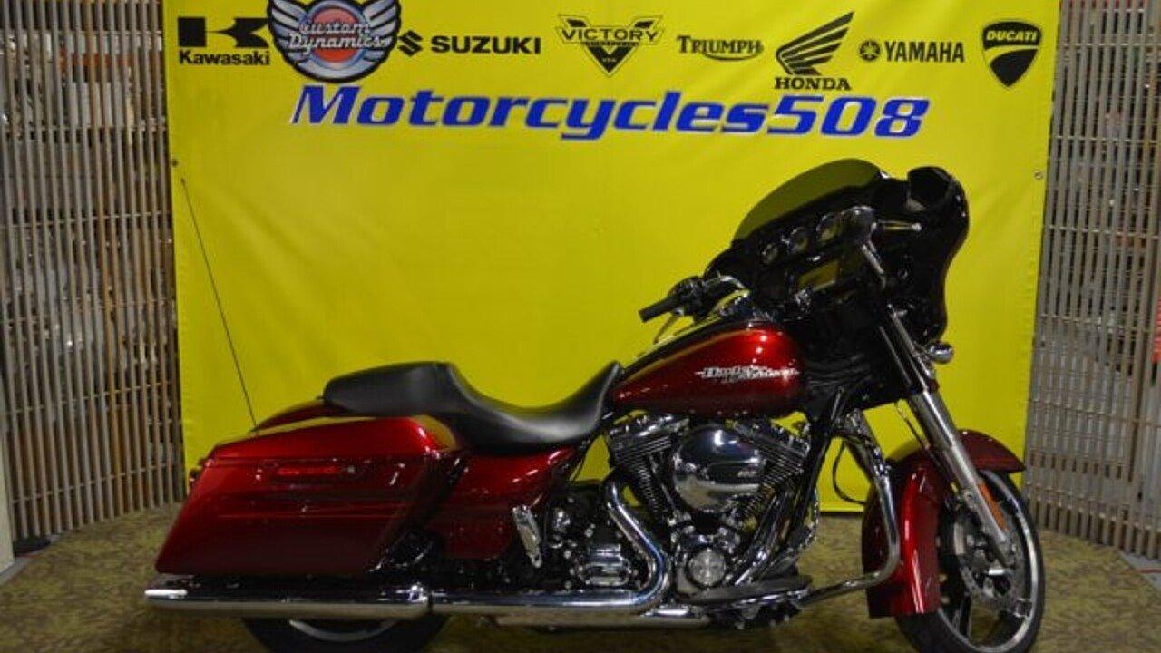 2016 Harley-Davidson Touring for sale 200522337