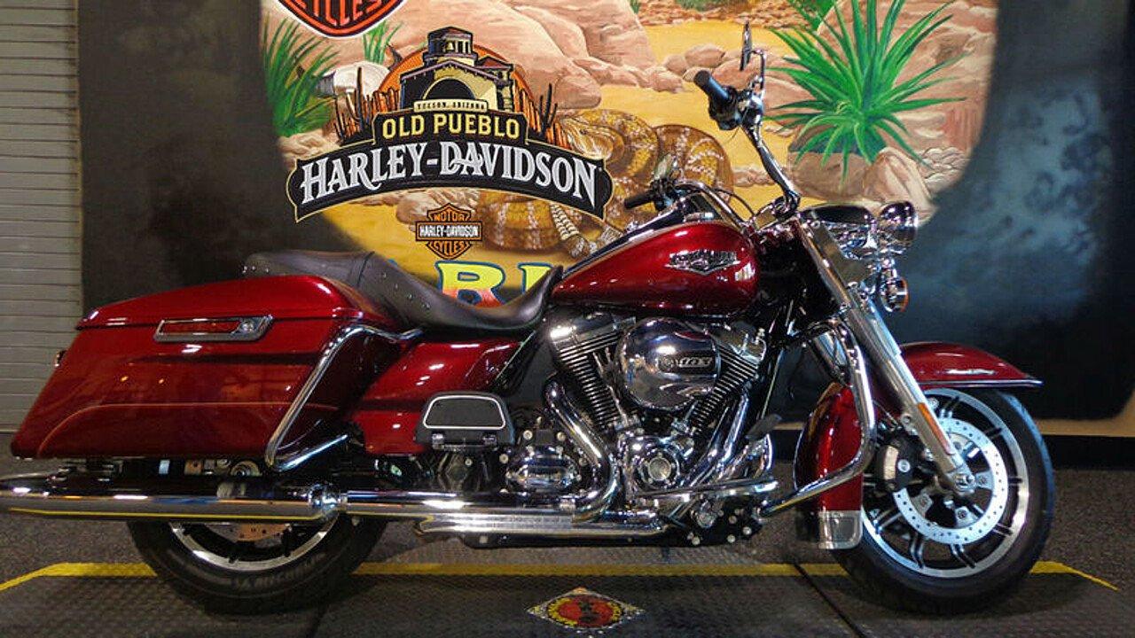 2016 Harley-Davidson Touring for sale 200533693