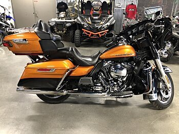 2016 Harley-Davidson Touring for sale 200539178