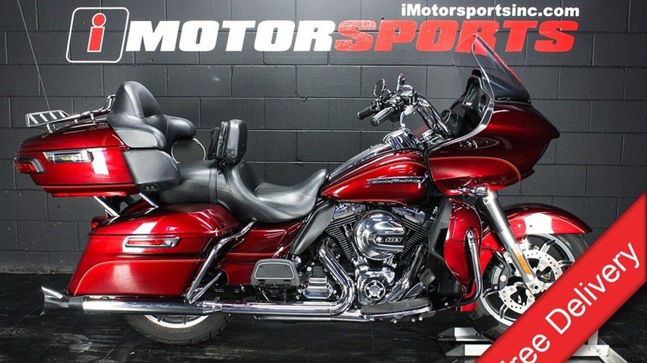 2016 Harley-Davidson Touring for sale 200550046