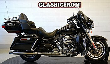 2016 Harley-Davidson Touring Ultra Classic Electra Glide for sale 200558933