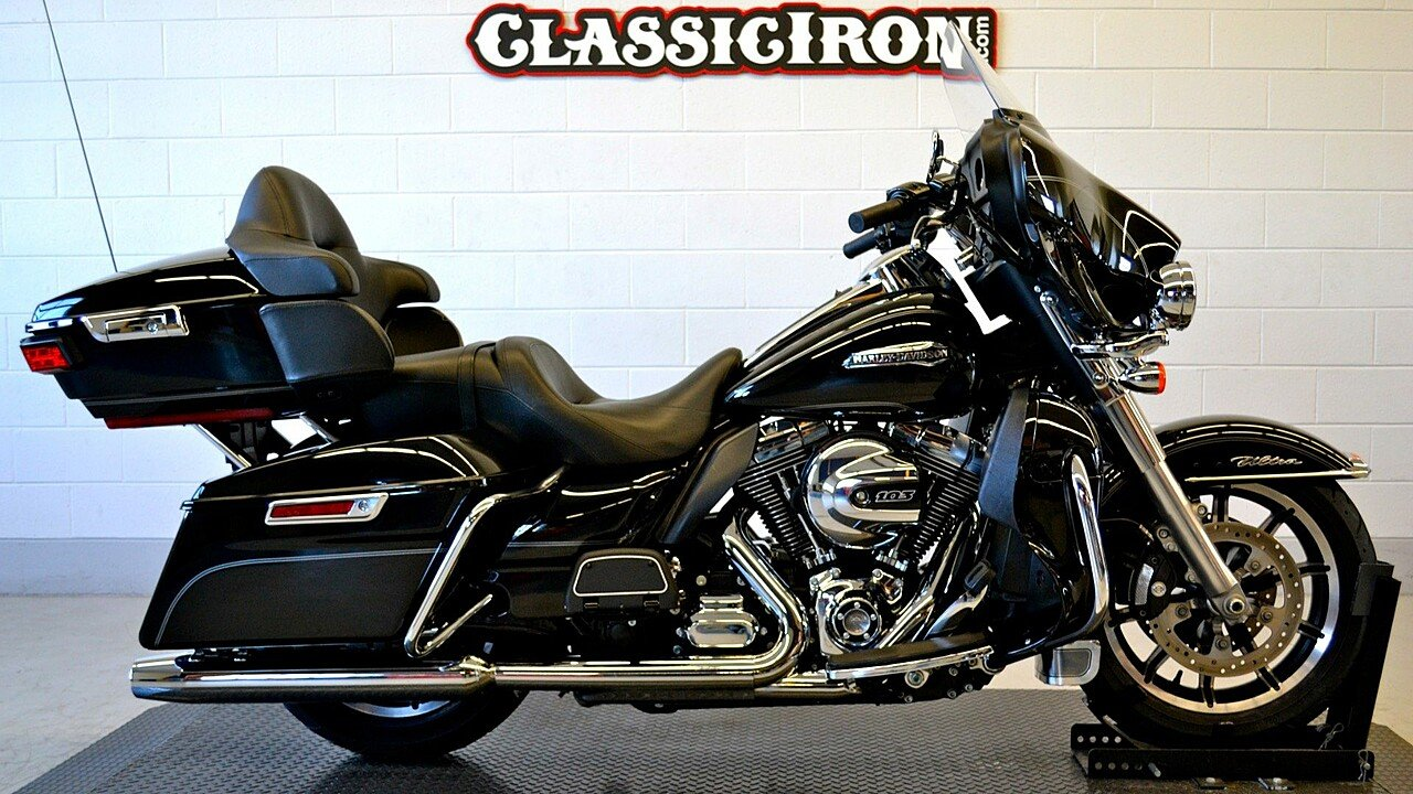 2016 Harley-Davidson Touring Ultra Classic Electra Glide for sale 200559041