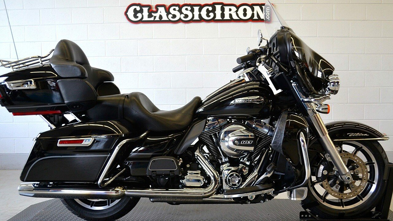 2016 Harley-Davidson Touring Ultra Classic Electra Glide for sale 200559051