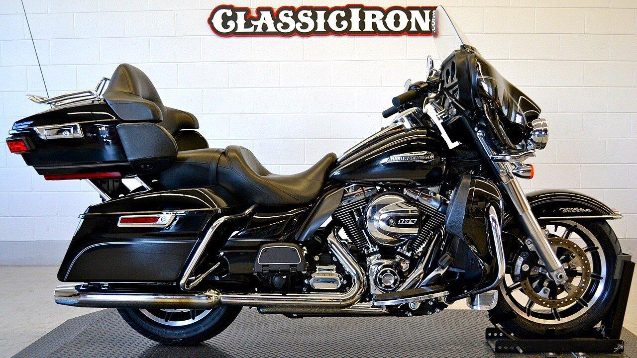 2016 Harley-Davidson Touring for sale 200559099
