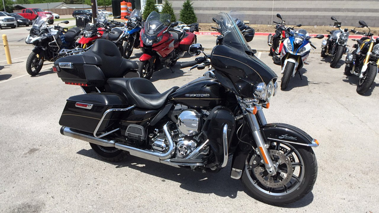 2016 Harley-Davidson Touring for sale 200559682
