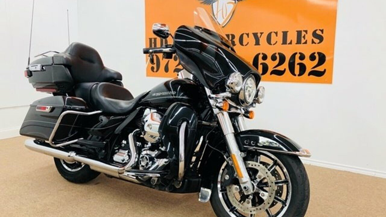 2016 Harley-Davidson Touring for sale 200569390