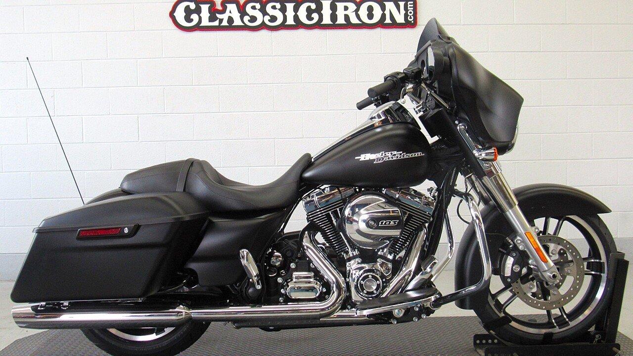 2016 Harley-Davidson Touring for sale 200592817