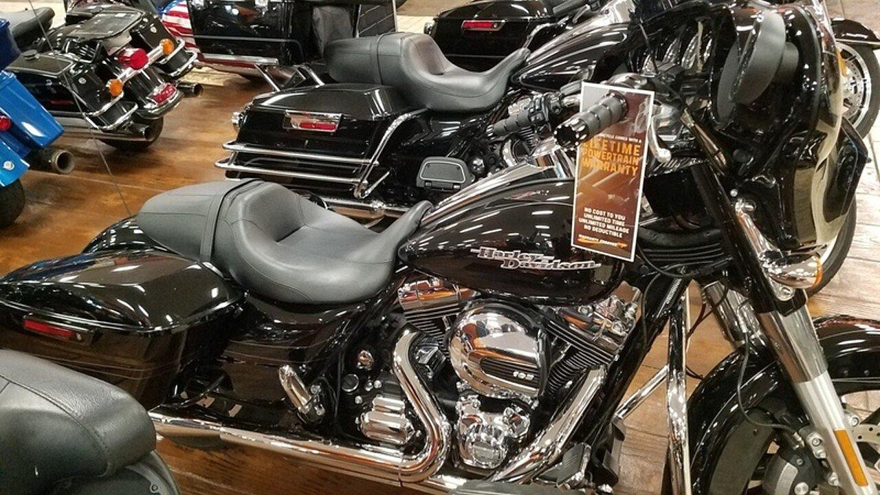 2016 Harley-Davidson Touring for sale 200595088