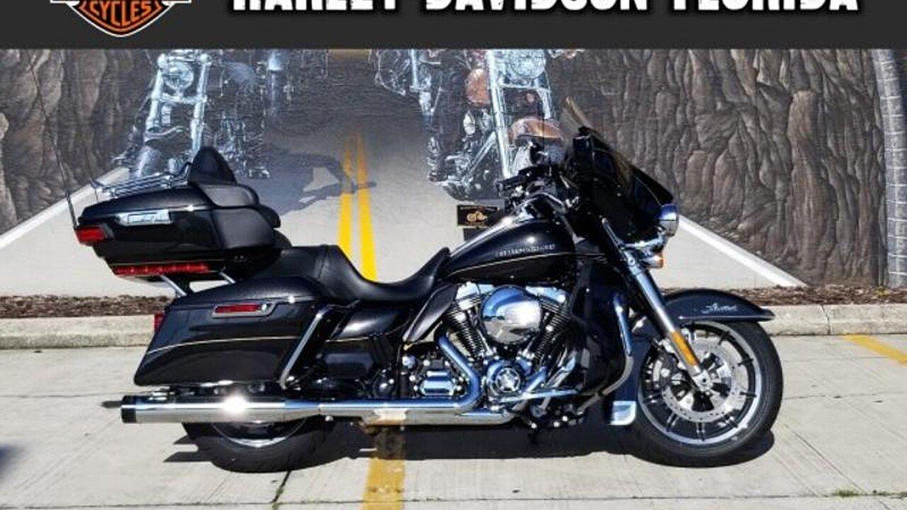 2016 Harley-Davidson Touring for sale 200619014