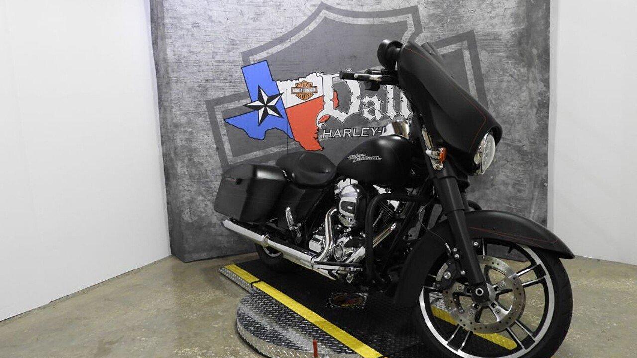 2016 Harley-Davidson Touring for sale 200620540