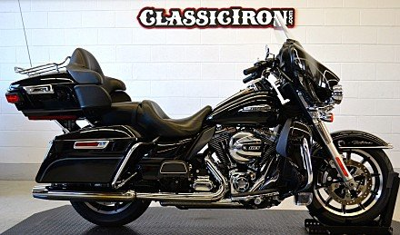 2016 Harley-Davidson Touring for sale 200558933