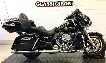 2016 Harley-Davidson Touring for sale 200559602