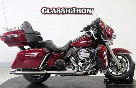 2016 Harley-Davidson Touring for sale 200638919