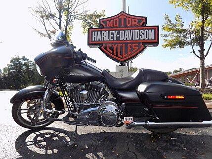 2016 Harley-Davidson Touring for sale 200646808