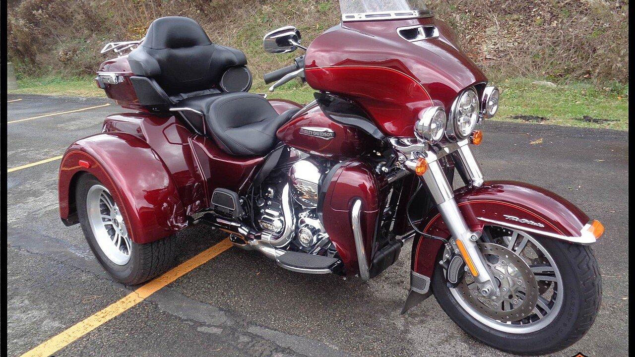 2016 Harley-Davidson Trike for sale 200497431