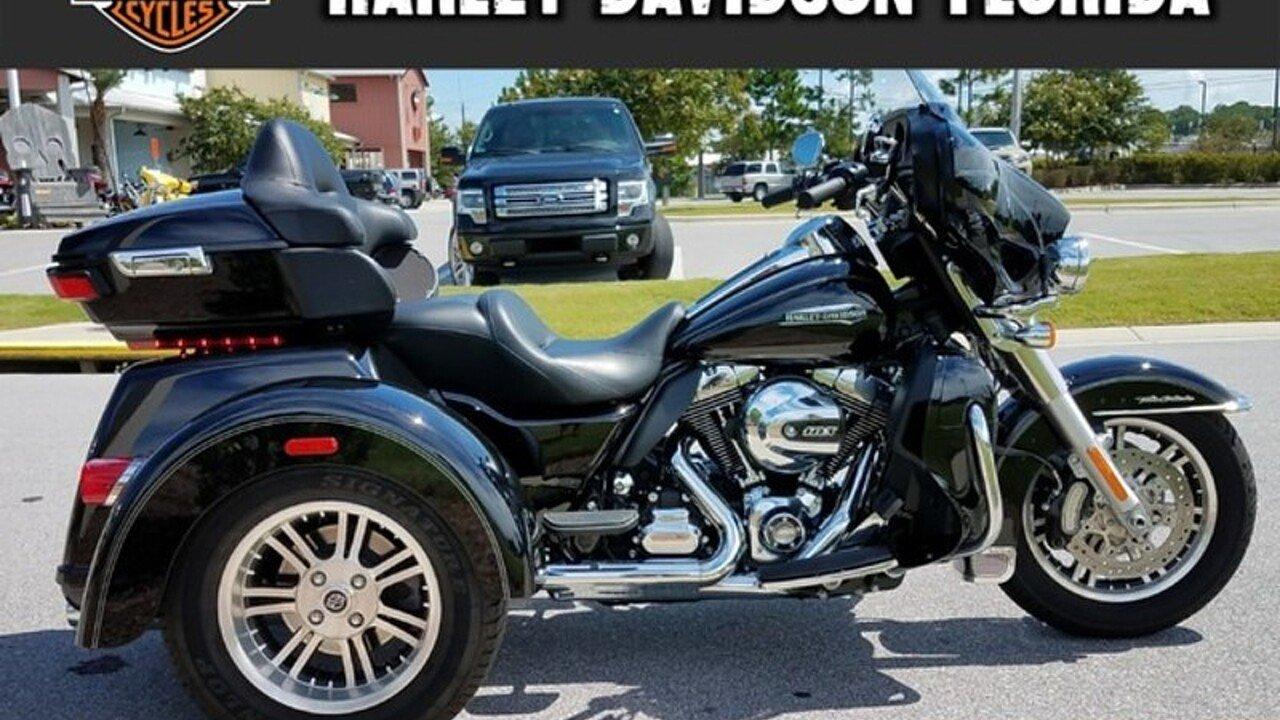 2016 Harley-Davidson Trike for sale 200523563
