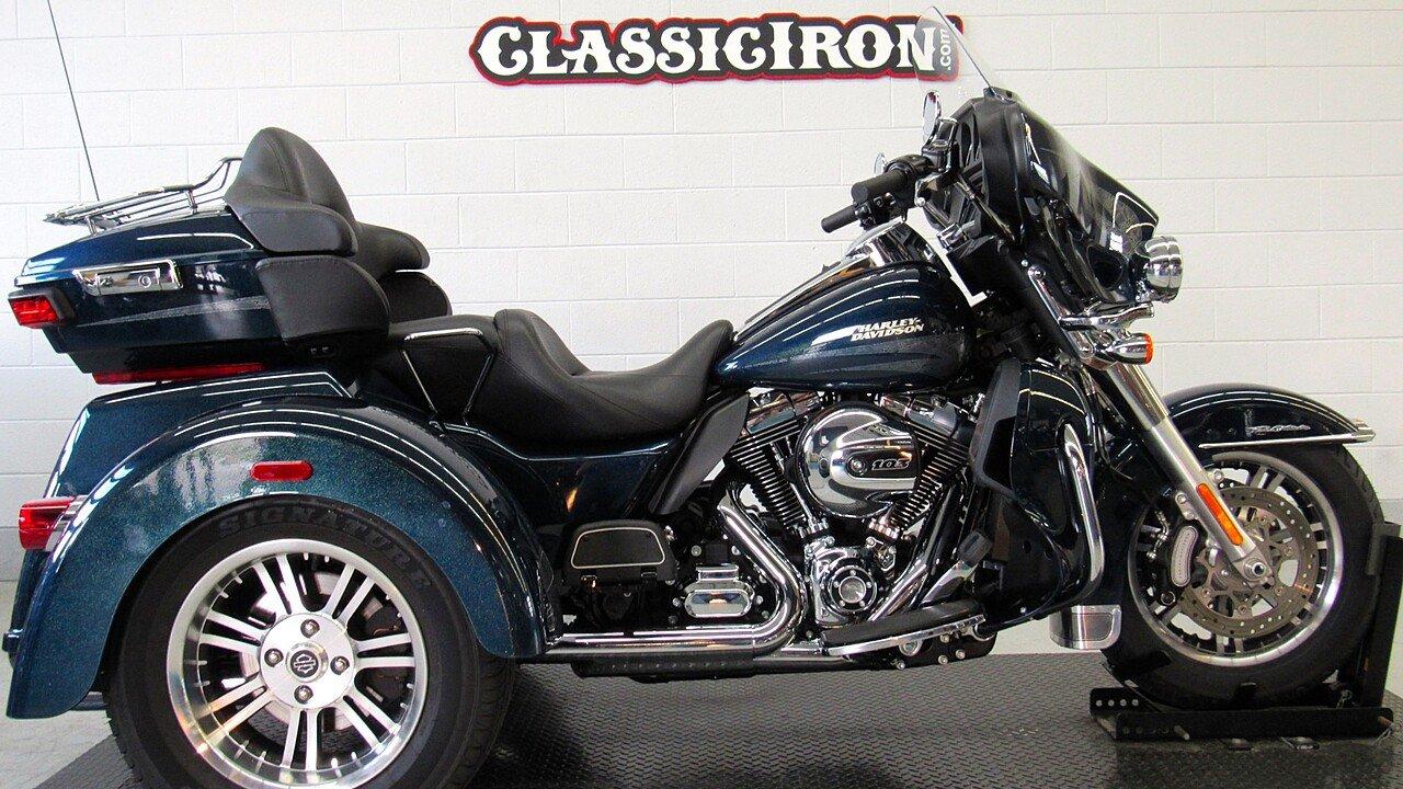 2016 Harley-Davidson Trike for sale 200585037