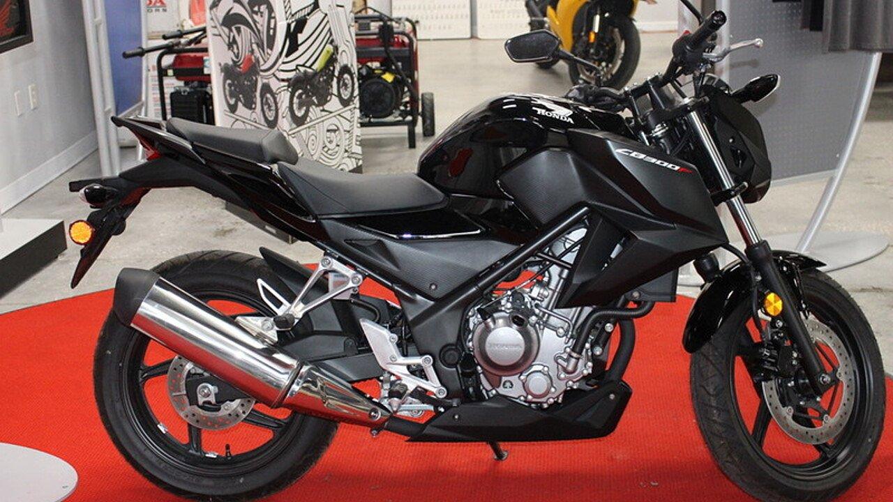 2016 Honda CB300F for sale 200340409
