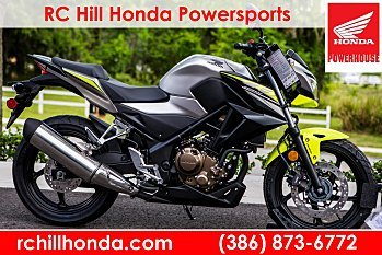 2016 Honda CB300F ABS for sale 200532445