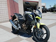 2016 Honda CB300F for sale 200603021
