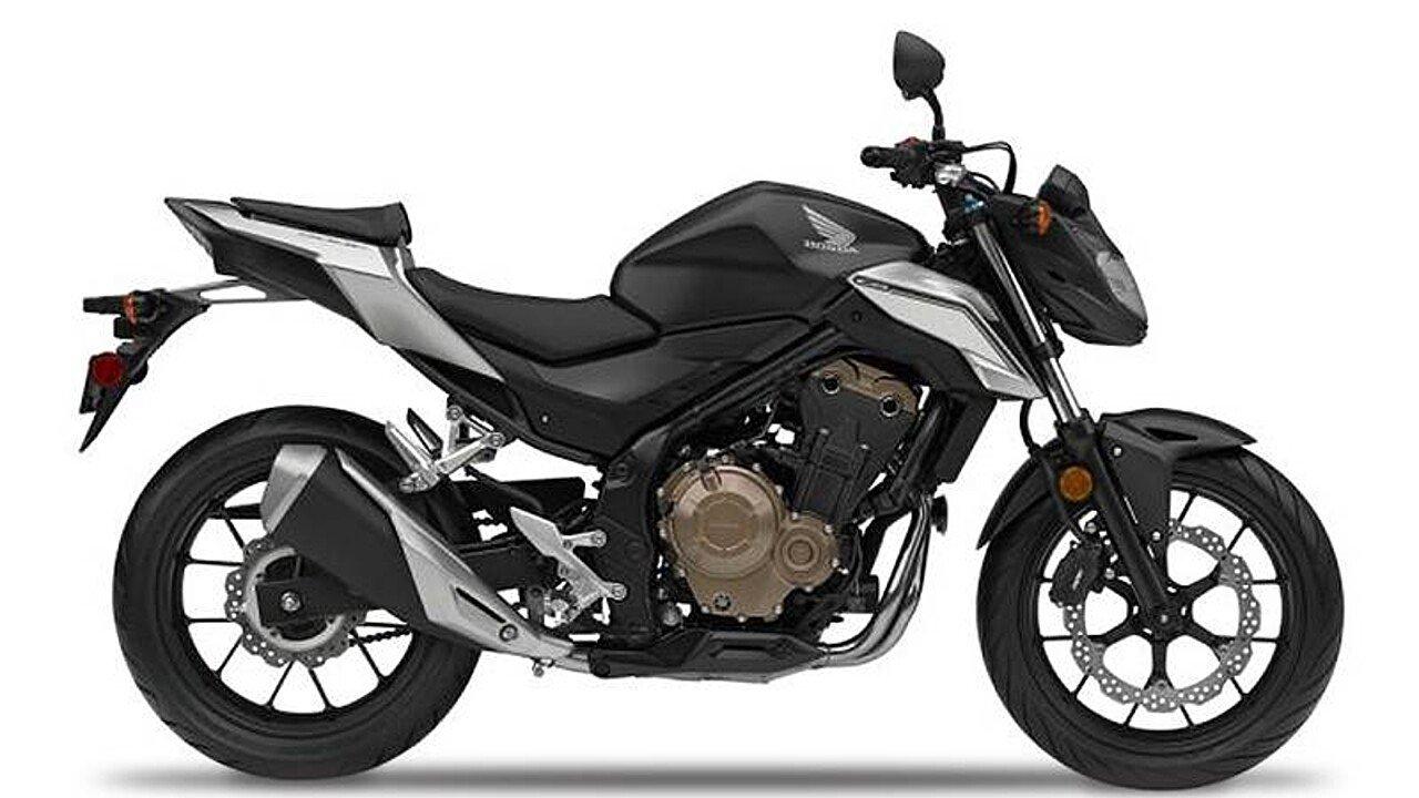 2016 Honda CB500F for sale 200564584