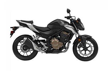 2016 Honda CB500F for sale 200364287